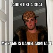 Laugh like a goat my name is daniel armitage 1556d5