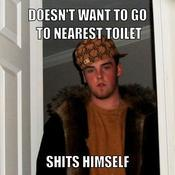 Doesn t want to go to nearest toilet shits himself a0f246