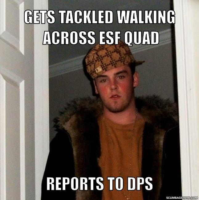 Gets-tackled-walking-across-esf-quad-reports-to-dps-70f118